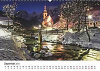 Herrliche Berglandschaften - Impressionen aus Österreich und BayernAT-Version (Wandkalender 2019 DIN A2 quer) - Produktdetailbild 12