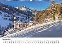 Herrliche Berglandschaften - Impressionen aus Österreich und BayernAT-Version (Wandkalender 2019 DIN A2 quer) - Produktdetailbild 2