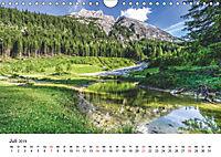 Herrliche Berglandschaften - Impressionen aus Österreich und BayernAT-Version (Wandkalender 2019 DIN A4 quer) - Produktdetailbild 7