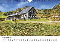 Herrliche Berglandschaften - Impressionen aus Österreich und BayernAT-Version (Wandkalender 2019 DIN A4 quer) - Produktdetailbild 9
