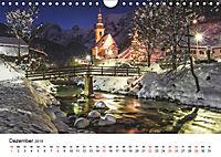 Herrliche Berglandschaften - Impressionen aus Österreich und BayernAT-Version (Wandkalender 2019 DIN A4 quer) - Produktdetailbild 12