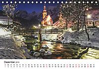 Herrliche Berglandschaften - Impressionen aus Österreich und BayernAT-Version (Tischkalender 2019 DIN A5 quer) - Produktdetailbild 12