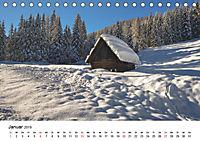 Herrliche Berglandschaften - Impressionen aus Österreich und BayernAT-Version (Tischkalender 2019 DIN A5 quer) - Produktdetailbild 1