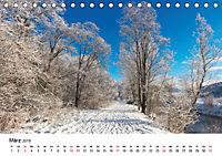 Herrliche Berglandschaften - Impressionen aus Österreich und BayernAT-Version (Tischkalender 2019 DIN A5 quer) - Produktdetailbild 3