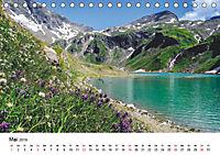 Herrliche Berglandschaften - Impressionen aus Österreich und BayernAT-Version (Tischkalender 2019 DIN A5 quer) - Produktdetailbild 5