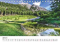 Herrliche Berglandschaften - Impressionen aus Österreich und BayernAT-Version (Tischkalender 2019 DIN A5 quer) - Produktdetailbild 7