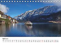 Herrliche Berglandschaften - Impressionen aus Österreich und BayernAT-Version (Tischkalender 2019 DIN A5 quer) - Produktdetailbild 4
