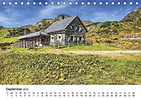 Herrliche Berglandschaften - Impressionen aus Österreich und BayernAT-Version (Tischkalender 2019 DIN A5 quer) - Produktdetailbild 9