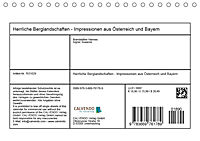 Herrliche Berglandschaften - Impressionen aus Österreich und BayernAT-Version (Tischkalender 2019 DIN A5 quer) - Produktdetailbild 13