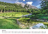 Herrliche Berglandschaften - Impressionen aus Österreich und BayernAT-Version (Wandkalender 2019 DIN A3 quer) - Produktdetailbild 7
