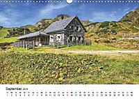 Herrliche Berglandschaften - Impressionen aus Österreich und BayernAT-Version (Wandkalender 2019 DIN A3 quer) - Produktdetailbild 9