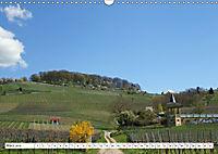 Herrliche Bergstrasse Vorbei an Weinbergen und Fachwerkstädtchen (Wandkalender 2019 DIN A3 quer) - Produktdetailbild 3