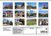 Herrliche Bergstrasse Vorbei an Weinbergen und Fachwerkstädtchen (Wandkalender 2019 DIN A3 quer) - Produktdetailbild 13