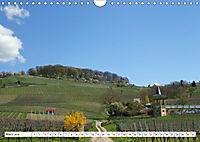 Herrliche Bergstraße Vorbei an Weinbergen und Fachwerkstädtchen (Wandkalender 2019 DIN A4 quer) - Produktdetailbild 3