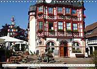 Herrliche Bergstrasse Vorbei an Weinbergen und Fachwerkstädtchen (Wandkalender 2019 DIN A4 quer) - Produktdetailbild 5