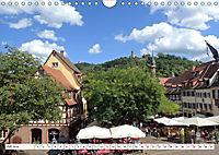 Herrliche Bergstrasse Vorbei an Weinbergen und Fachwerkstädtchen (Wandkalender 2019 DIN A4 quer) - Produktdetailbild 7
