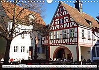 Herrliche Bergstrasse Vorbei an Weinbergen und Fachwerkstädtchen (Wandkalender 2019 DIN A4 quer) - Produktdetailbild 12