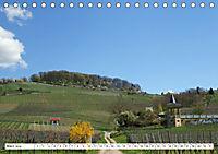 Herrliche Bergstrasse Vorbei an Weinbergen und Fachwerkstädtchen (Tischkalender 2019 DIN A5 quer) - Produktdetailbild 3