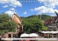 Herrliche Bergstrasse Vorbei an Weinbergen und Fachwerkstädtchen (Tischkalender 2019 DIN A5 quer) - Produktdetailbild 7