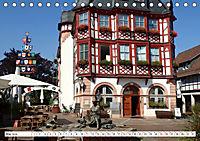 Herrliche Bergstrasse Vorbei an Weinbergen und Fachwerkstädtchen (Tischkalender 2019 DIN A5 quer) - Produktdetailbild 5
