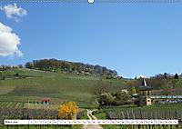 Herrliche Bergstrasse Vorbei an Weinbergen und Fachwerkstädtchen (Wandkalender 2019 DIN A2 quer) - Produktdetailbild 3