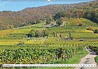 Herrliche Bergstrasse Vorbei an Weinbergen und Fachwerkstädtchen (Wandkalender 2019 DIN A2 quer) - Produktdetailbild 11