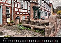 Herrliches Hessen - Büdingen (Tischkalender 2019 DIN A5 quer) - Produktdetailbild 4