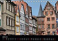 Herrliches Hessen - Büdingen (Tischkalender 2019 DIN A5 quer) - Produktdetailbild 6