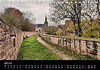 Herrliches Hessen - Büdingen (Tischkalender 2019 DIN A5 quer) - Produktdetailbild 7