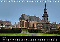 Herrliches Hessen - Büdingen (Tischkalender 2019 DIN A5 quer) - Produktdetailbild 10