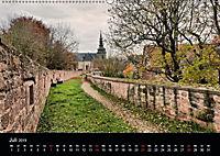 Herrliches Hessen - Büdingen (Wandkalender 2019 DIN A2 quer) - Produktdetailbild 7
