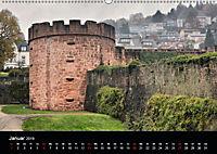 Herrliches Hessen - Büdingen (Wandkalender 2019 DIN A2 quer) - Produktdetailbild 1