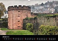 Herrliches Hessen - Büdingen (Wandkalender 2019 DIN A3 quer) - Produktdetailbild 1