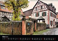Herrliches Hessen - Büdingen (Wandkalender 2019 DIN A3 quer) - Produktdetailbild 3