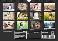 Herzenshunde 2019 (Wandkalender 2019 DIN A4 quer) - Produktdetailbild 13