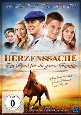 Herzenssache - Ein Pferd für die ganze Familie, Gale Sears, Ben Sowards