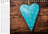 Herzig / Geburtstagskalender (Tischkalender immerwährend DIN A5 quer) - Produktdetailbild 1