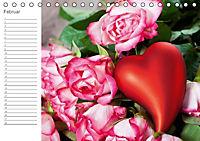 Herzig / Geburtstagskalender (Tischkalender immerwährend DIN A5 quer) - Produktdetailbild 2