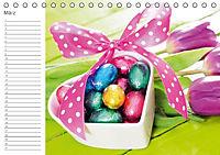 Herzig / Geburtstagskalender (Tischkalender immerwährend DIN A5 quer) - Produktdetailbild 3