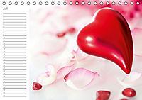 Herzig / Geburtstagskalender (Tischkalender immerwährend DIN A5 quer) - Produktdetailbild 7