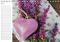 Herzig / Geburtstagskalender (Tischkalender immerwährend DIN A5 quer) - Produktdetailbild 6
