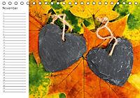 Herzig / Geburtstagskalender (Tischkalender immerwährend DIN A5 quer) - Produktdetailbild 11