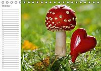 Herzig / Geburtstagskalender (Tischkalender immerwährend DIN A5 quer) - Produktdetailbild 10