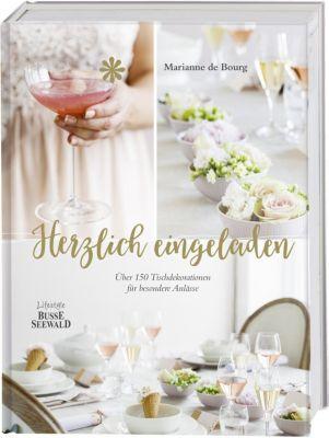 Herzlich eingeladen - Marianne de Bourg |