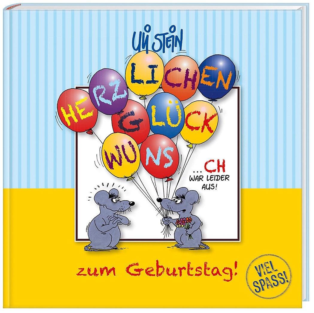Herzlichen Gluckwunsch Zum Geburtstag Buch Weltbild De