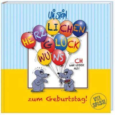 Herzlichen Glückwunsch! zum Geburtstag, Uli Stein