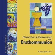 Herzlichen Glückwunsch zur Erstkommunion, Stefan Liesenfeld