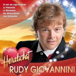 Herzlichst, Rudy Giovannini