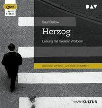 Herzog, 1 MP3-CD, Saul Bellow