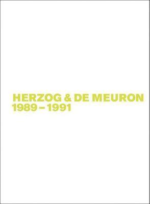 Herzog & de Meuron 1989-1991, Gerhard Mack